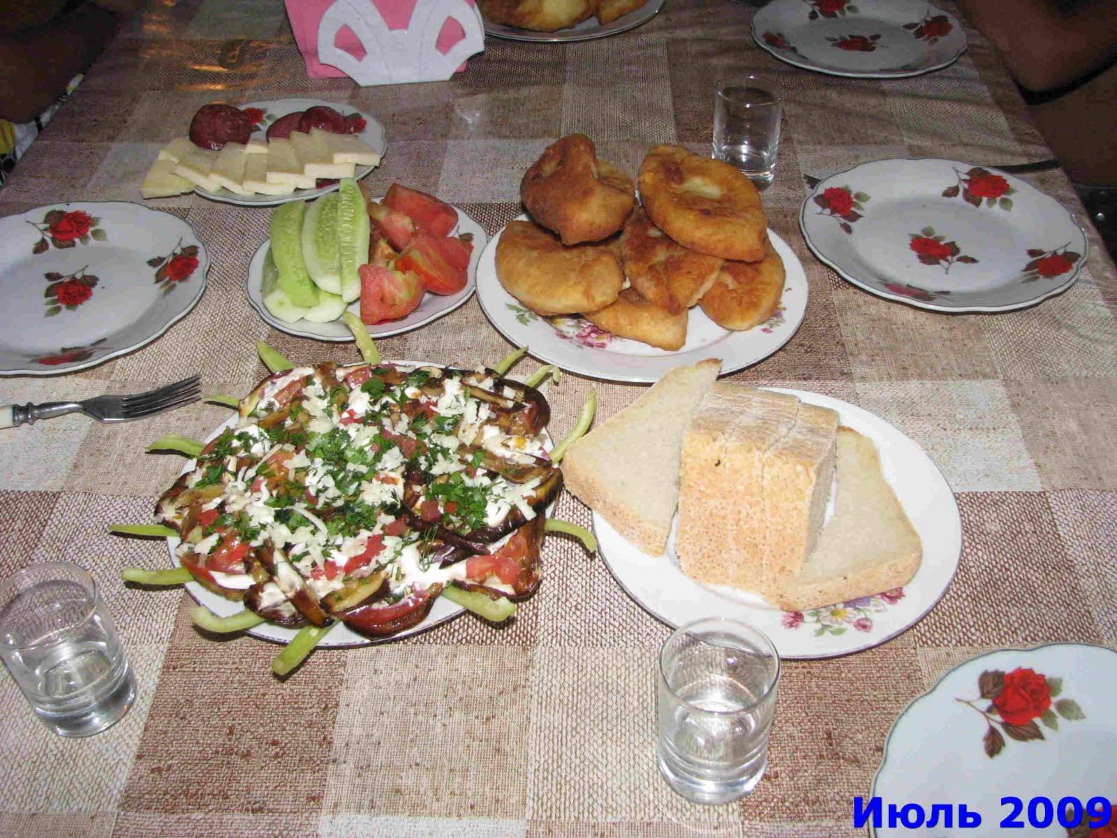 Ужин для семьи рецепты с фото